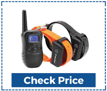 Dog Care Training Collars with Remote Shock Collar