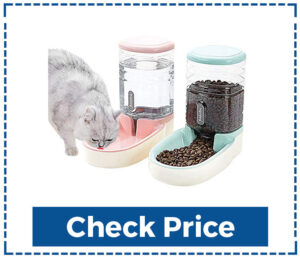 Fairy Tale Portable Automatic Cat Feeder