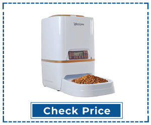 Belopezz 6 L pet Smart Automatic Microchip Cat Feeders