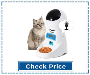 Homdox Microchip Cat Feeder