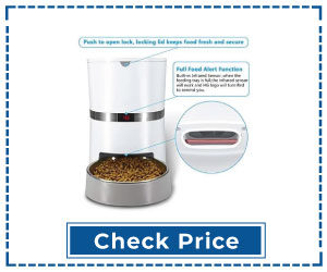 HoneyGuaridan A36 Outdoor Automatic Cat Feeder