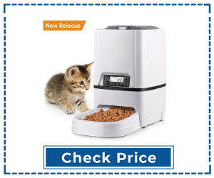 JOYTOOL Outdoor Automatic Cat Feeder