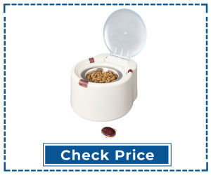 Our Pets Wonder Bowl Selective Pet Feeder