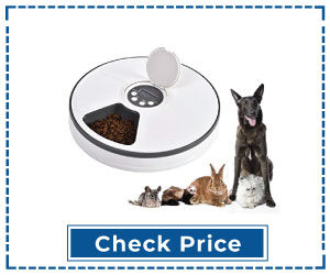 Automatic Pet Feeder Intelligent Real Voice Recorder