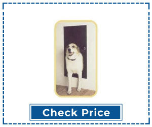 Solo Electronic dog doors for large dogs