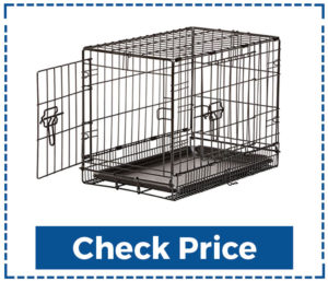 AmazonBasics-Folding-Metal-Dog-Crate