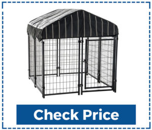 Lucky-Dog-Uptown-Welded-Wire-Kennel-(2)