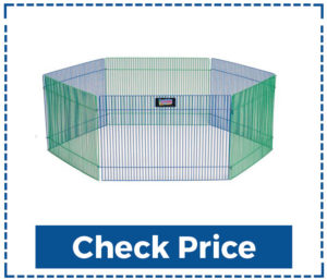 Slivery Lake Cage Outdoor Dog Kennel