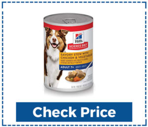 Hill's Science Diet WetDog Food, Adult 7+