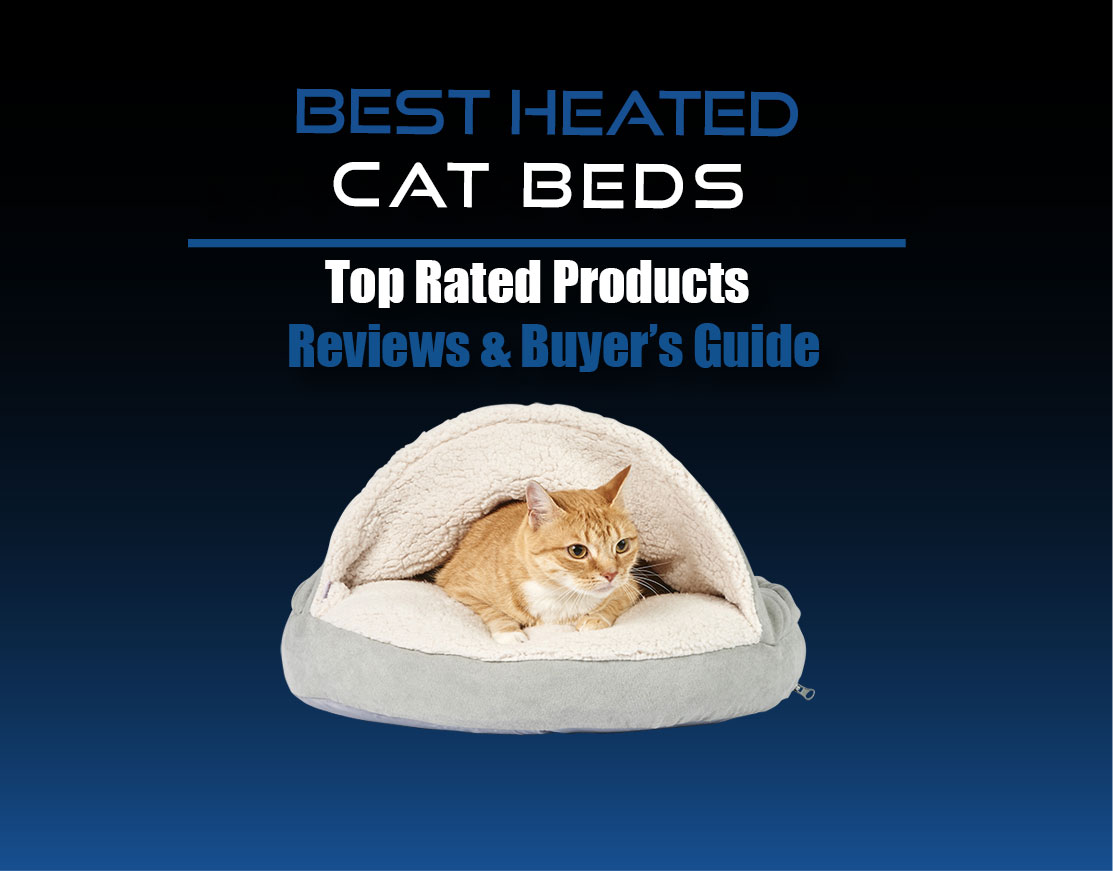Picture of: 30 Best Heated Cat Beds 2020 Reviews Buyer Guide