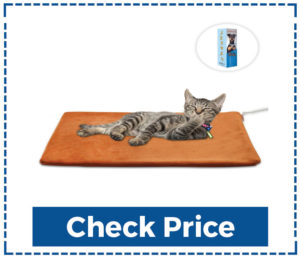 Fairhaven Pet Bed Self Warming Cat Bed