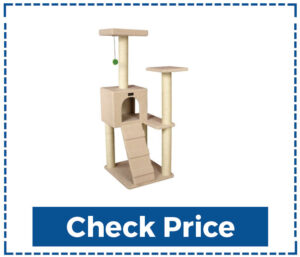 Armarkat B5301 Carpeted Cat Trees for Large Cats
