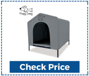 Floppy Dawg Elevated Water Resistant Dog house