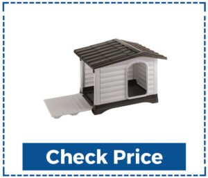 Ferplast Dog Kennel Best Outdoor Dog House