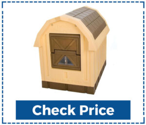 ASL Solutions Deluxe Insulated Dog House