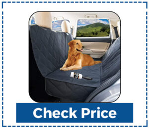 YoGi Prime Dog Seat Cover for Back Seat