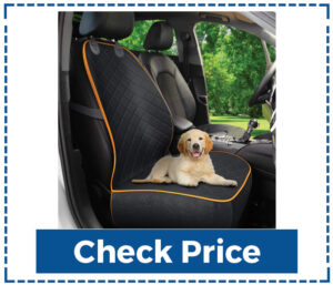 Active Pets Front Seat Dog Cover Scratch Proof