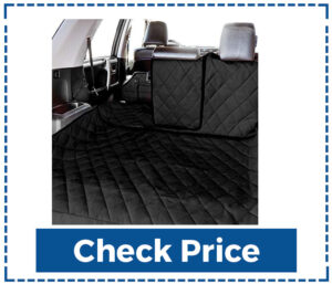 4Knines SUV Cargo Liner for Fold-down Seats