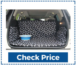 Dog Trunk Cargo Liner Oxford Car SUV Seat Cover