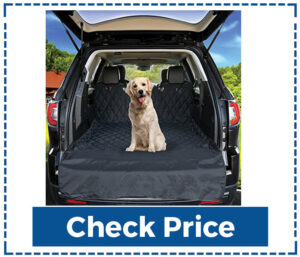 Universal Boot Car Covers for Dogs
