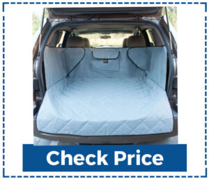 FrontPet Quilted Dog Cargo Cover for SUV