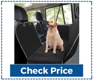 Hammock Dog Seat Cover for Back Seat