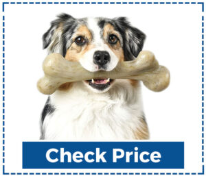 Bark Bone Indestructible Chew Toys for Dogs