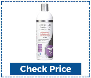 Vetirinary Formula Clinical Care Antiseptic & Antifungal Shampoo