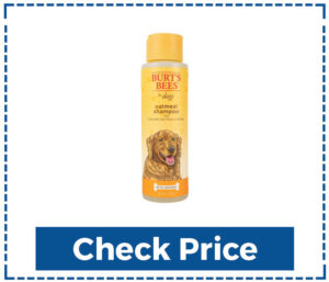 Burt's Bees Oatmeal Shampoo for Dogs